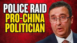 Australian Police Raid Home of Pro-China Politician thumbnail
