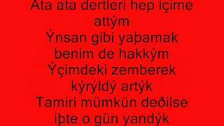 Tarkan   DuDu [ Lyrics ]