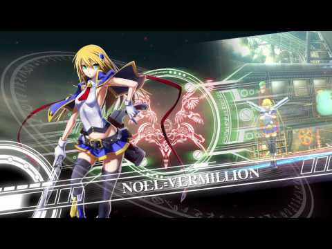 Relius Clover coming to Blazblue Continuum Shift II | The