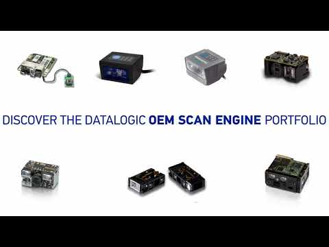 Datalogic OEM Scan Engine Family