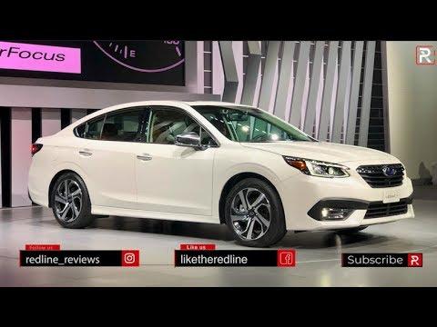 2020 Subaru Legacy – Redline: First Look – 2019 CAS