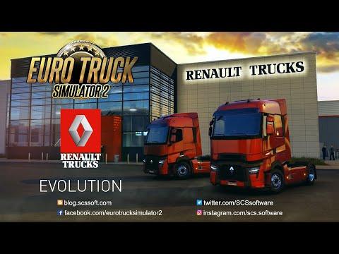 Виртуальная премьера новых грузовиков Renault. Посмотрите, как они выглядят