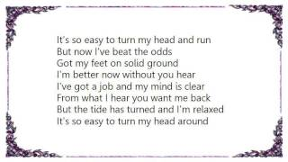 Josh Kelley - Solid Ground Lyrics