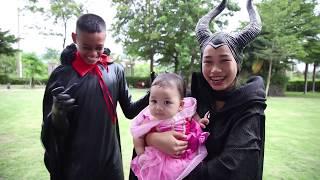เจ้าหญิงนิทรา 2019 กับ เเก๊งนางฟ้าสุดฮา Maleficent มาเลฟิเซนต์นางพญาปีศาจ