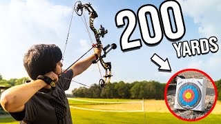 LONG RANGE Bow Hunting! Is it doable?