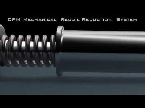 DPM Worlds Only Progressive Triple Spring Recoil Reduction System
