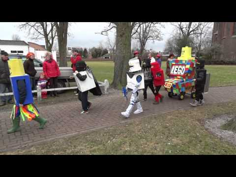 Lego Carnaval Uut Wanroij 2012