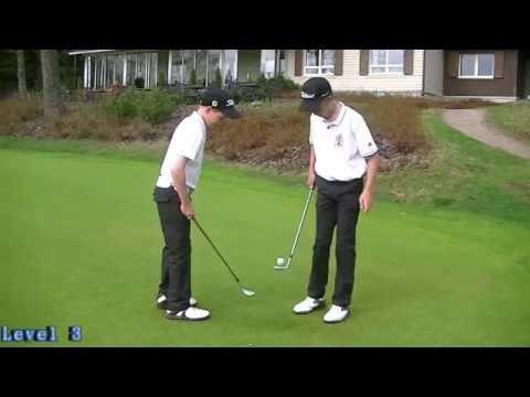 Junior golf juggling challenge – part 4