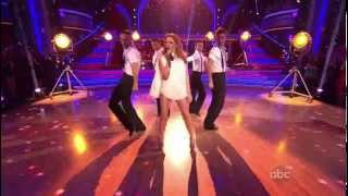 Kylie Minogue   The Locomotion Live on Dancing With The Stars