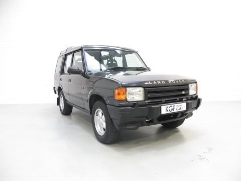 Our Very Own Land Rover 300Tdi Series One Discovery With Full History And Two Owners - SOLD!