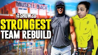 the STRONGEST TEAM POSSIBLE rebuild! | MLB the Show 20 Franchise