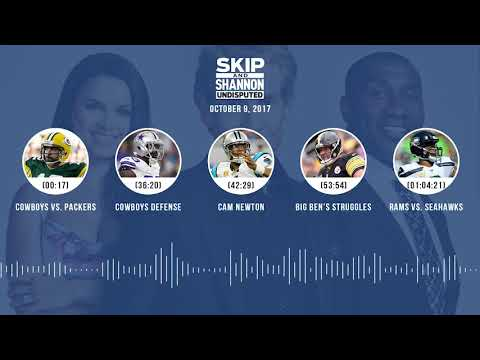 UNDISPUTED Audio Podcast (10.09.17) with Skip Bayless, Shannon Sharpe, Joy Taylor | UNDISPUTED