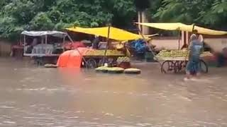 राजधानी पटना में आज की बारिश के बाद सचिवालय के सामने का दृश्य - Download this Video in MP3, M4A, WEBM, MP4, 3GP