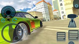 400+ HP 911 GT3 Drift Simulator - New Android Gameplay HD