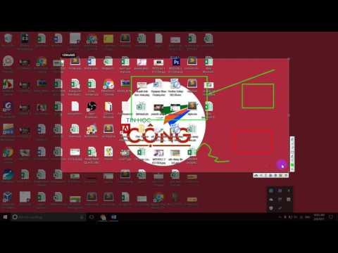 Hướng dẫn sử dụng phần mềm chụp ảnh màn hình Lightshot