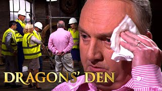 Businessman Overwhelmed By FIVE Separate Offers In The Den | Dragons' Den