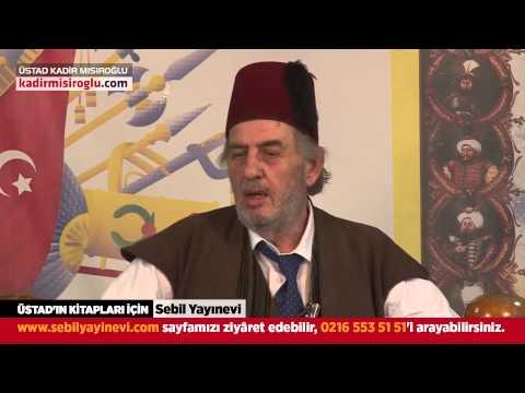 Osmanlı Diye Bir Millet ve Osmanlıca Diye Bir Lisan var mıdır? - Üstad Kadir Mısıroğlu