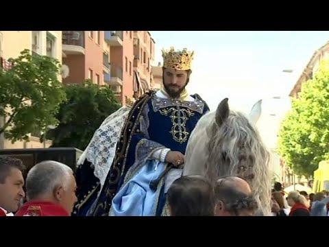 العرب اليوم - شاهد: ملوك وأحصنة
