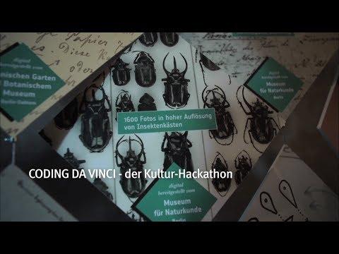 mp4 Coding Da Vinci, download Coding Da Vinci video klip Coding Da Vinci
