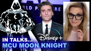 Oscar Isaac cast as Moon Knight - MCU Marvel Disney Plus by Beyond The Trailer