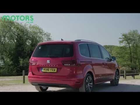 Motors.co.uk Seat Alhambra Review
