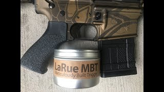 Larue MBT how to install