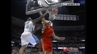 NBA Action Top Ten Plays (Week of December 21, 2003)