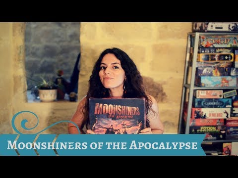 How to play Moonshiners of the Apocalypse
