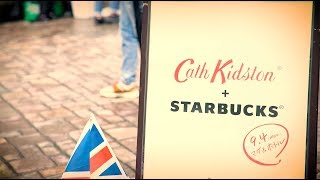CathKidston Starbucks Surprise