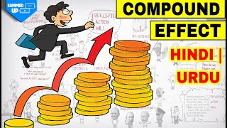THE COMPOUND EFFECT HINDI BY DARREN HARDY | Daily Routine Of Successful People Hindi | Summed Up