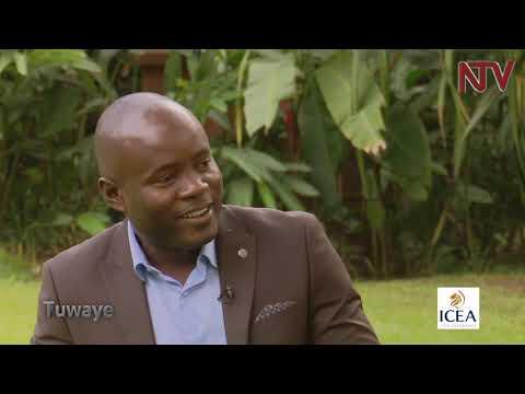 TUWAYE: Wuliriza Michael Kalule owa ICEA byasomesa ku nsonga y'okkusasula insurance