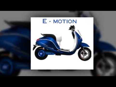 Quảng cáo xe máy điện Hyundai Ebike E-MOTION