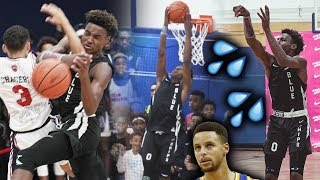 Bronny James BEST GAME THIS YEAR! GOES STEPH CURRY MODE! Wet From Deep!