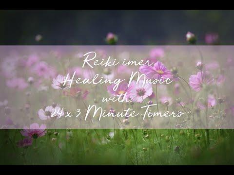 Reiki healing music