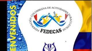 CONFERENCIA DEL TERCER MÓDULO VIRTUAL CAPACITACIÓN ENTRENADORES DE ACTIVIDADES SUBACUÁTICAS FEDECAS