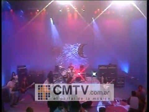 Rata Blanca video Abrazando al rock and roll - CM Vivo 1996
