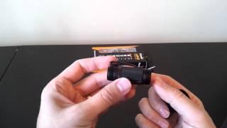 Fenix LD12 - відео 1