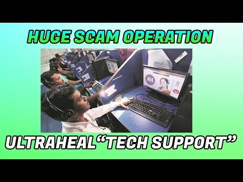 BIGGEST SCAM OPERATION EVER GETS EXPOSED! - Thủ thuật máy tính