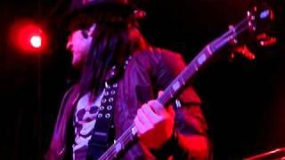 "Z02 ""Red Line Highway"" Rams Head, Baltimore 3/4/11 live concert"