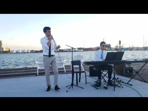 Singing Recital by the Water