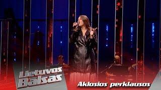 Evita Cololo - At last   Aklosios perklausos   Lietuvos Balsas S7
