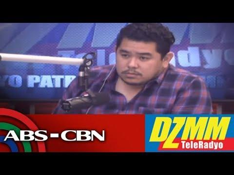 [ABS-CBN]  DZMM TeleRadyo: 'Na-seen zone ako': Environment chief presses El Nido gov't on violations (part 1)
