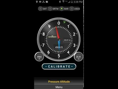 Video of DS Altimeter