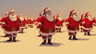Christmas Card Animation DIY Personalised