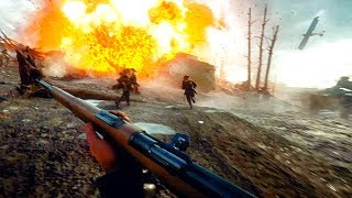 REMEMBER US Dedicated To Those Who Served - Battlefield 1 BF1 4K 60fps
