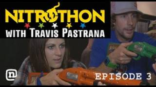 The Nitrothon With Travis Pastrana: Big Buck Hunter Showdown