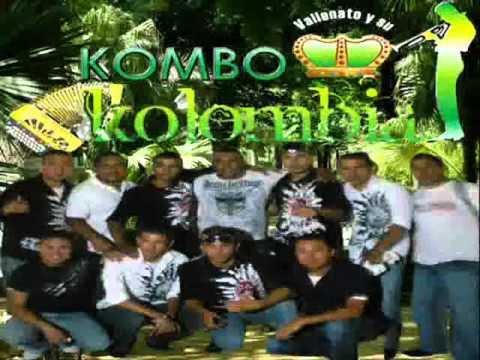 Cada lagrima tuya=Kombo Kolombia