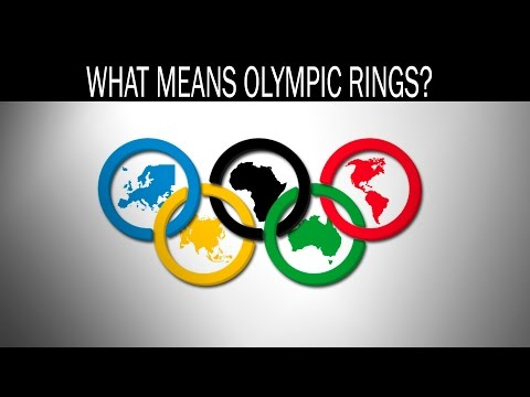 How To Draw The Olympic Rings In Adobe Illustrator Playing