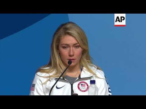 Olympic gold medalist Shiffrin: I'm no Michael Phelps