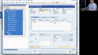 SAP Business One Workflow, Approvals, and Administration